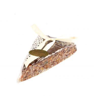 italian chocolate panforte cake