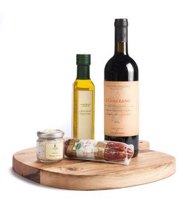 Italian truffles gift
